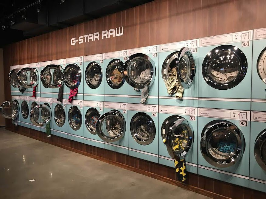 The Factory NYC, G-Star Raw