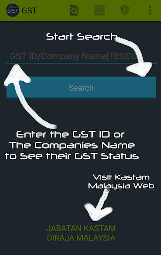 Check Know GST Malaysia