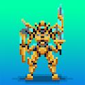 Dunidle: 8-Bit AFK Idle RPG Dungeon Crawler Games icon