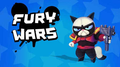Fury Wars - online shooting game, third person. apktram screenshots 9