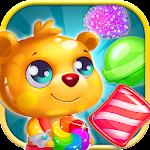 Gummy Bear Jelly Gummi Icon