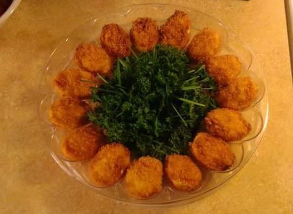 Deep Fried Devil Eggs Recipe