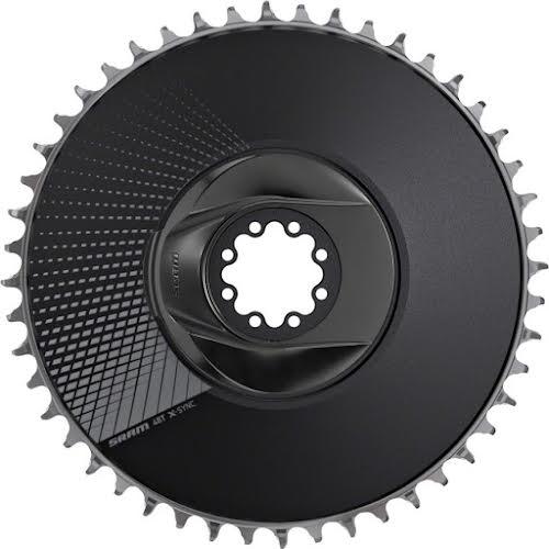 SRAM X-Sync Aero Direct Mount Chainring, Blast Black