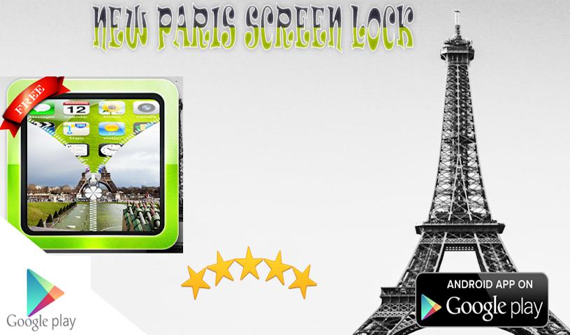 android NEW PRAY PARIS SCREEN LOCK Screenshot 0
