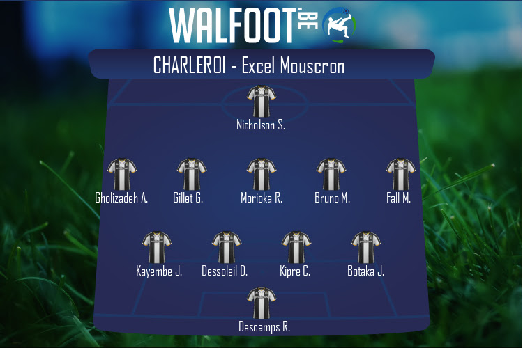 Charleroi (Charleroi - Excel Mouscron)