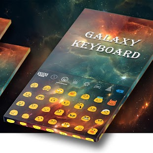 Galaxy Keyboard For Samsang - náhled