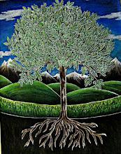 Photo: 'Cannabis' tree of life