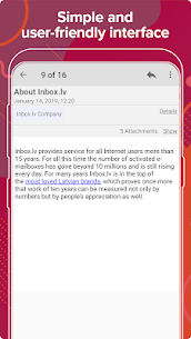 Inbox.lv App Download For Android and iPhone 6