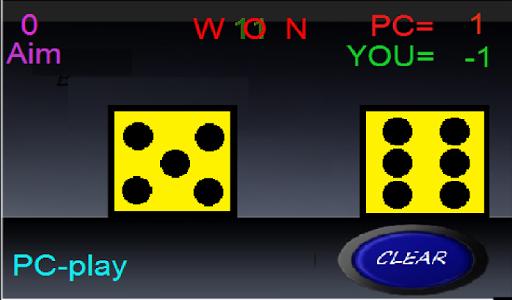 DICE -players 6