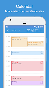 ATracker - Daily Task and Time Tracking- screenshot thumbnail