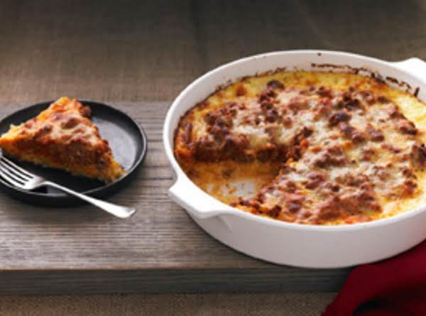 Deep Dish Beef Pie Recipe