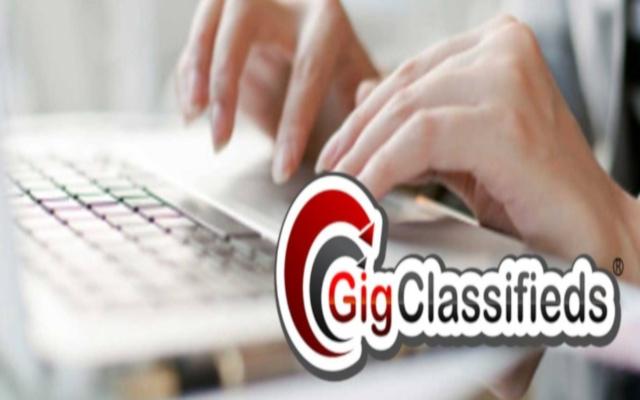 GigClassifieds Desktop Share