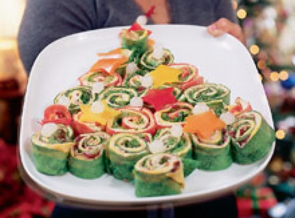 Wrap And Stack Sandwich Tree Recipe