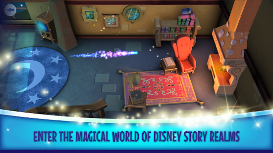 Disney Story Realms Screenshot