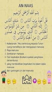 Lagu Anak Muslim Juzamma screenshot 11