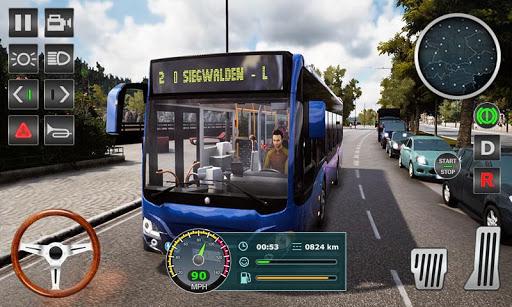 Real Coach Bus Simulator 3D 2018 1.07 screenshots 3