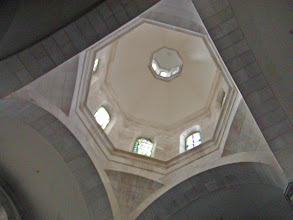 Photo: The dome of the chapel