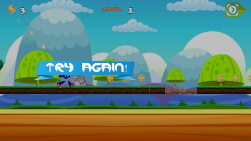Jumping Sonic Robot