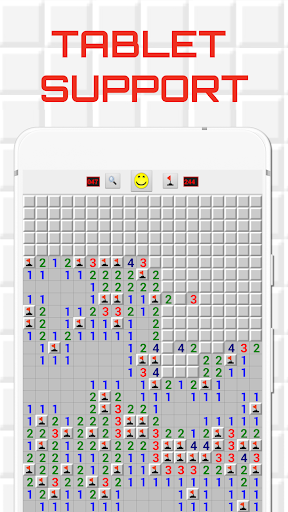Minesweeper for Android - Free Mines Landmine Game 2.6.22 screenshots 6