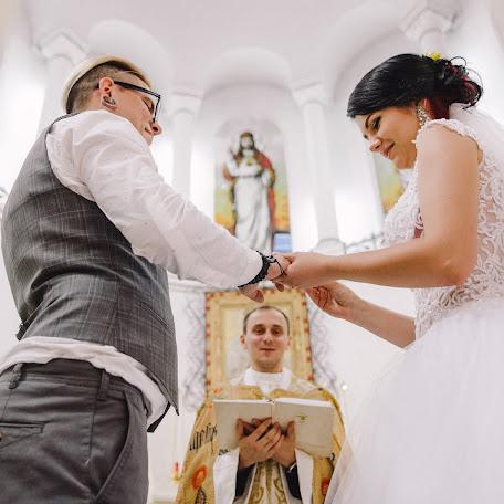 Wedding photographer Dasha Murashko (Myrashka). Photo of 24.09.2017