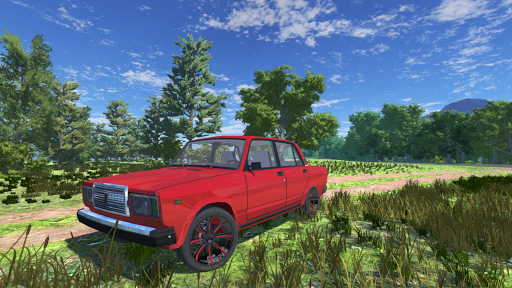 Russian Car Lada 3D 1.5 screenshots 2