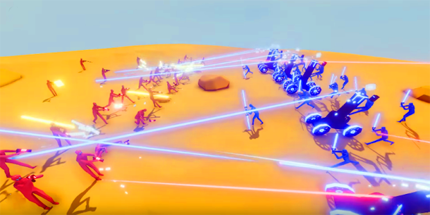 Guide For Totally Accurate Battle Simulator 2 - náhled