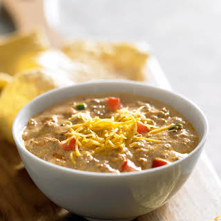 Spicy Queso Dip.