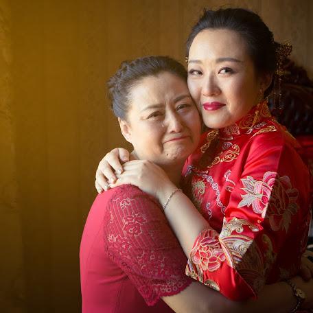 婚礼摄影师 Zhicheng Xiao (xiaovision). 10.01.2018的图片