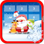 Santa Claus Lock Screen Icon