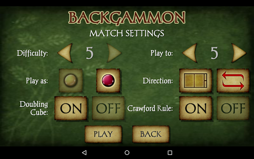 Backgammon Free screenshot 18
