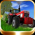 Tractor Farm Driving Simulator icon