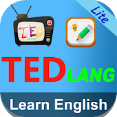 TEDlang - Learn English Videos for TED Talks