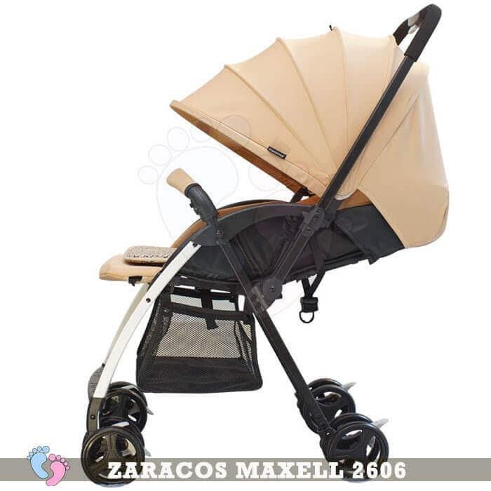 Xe đẩy trẻ em 2 chiều Zaracos Maxell 2606 10