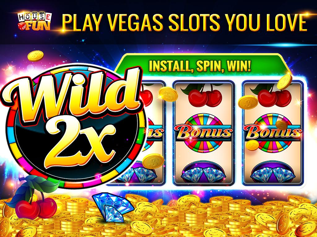 Vegas Slots | Play FREE Vegas-themed Slot Machine Games