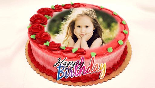 Birthday Cake Frames screenshots 2