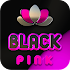 Black Pink HD Icon Pack v1.6
