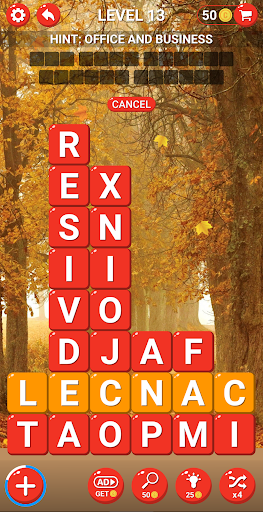 Word Stacks - Search & Connect Block Puzzle Games screenshots 3
