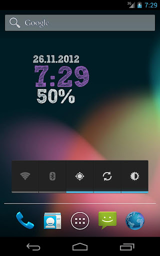 ClockQ screenshot 2