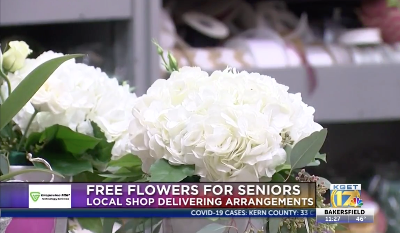 florists flowers for seniors