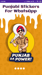 Download Punjabi Stickers For Whatsapp For PC Windows and Mac apk screenshot 1