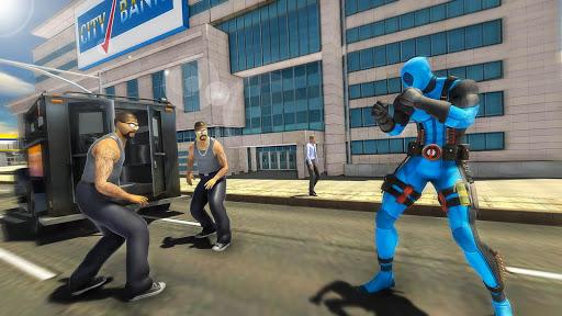 Dead Superhero Sword Fighter City Pool Mission 1.1 screenshots 5