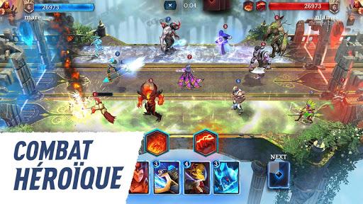 Heroic - Magic Duel  captures d'u00e9cran 1
