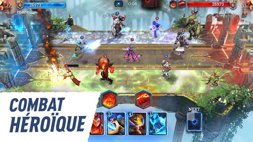Heroic - Magic Duel  captures d'écran 1