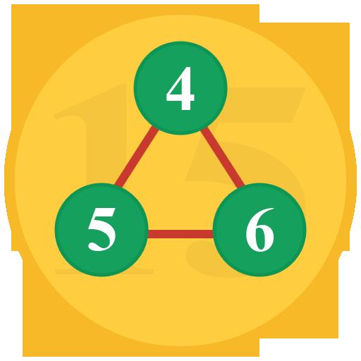 Math Sum Circles