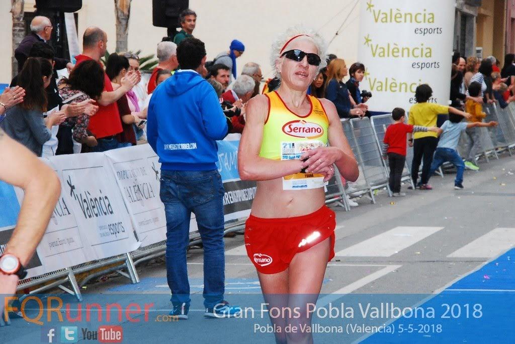 corredora del Serrano YOANA GARCÍA PÉREZ