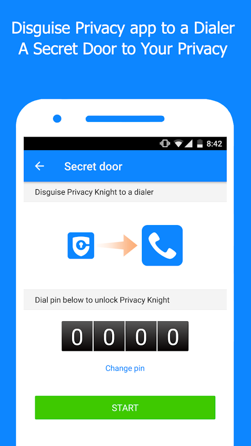 Privacy Applock-Privacy Knight- screenshot