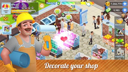 My Supermarket Story : Store tycoon Simulation 1.0 screenshots 10