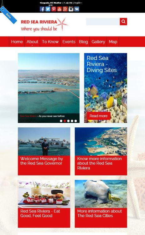 Red Sea Riviera- screenshot