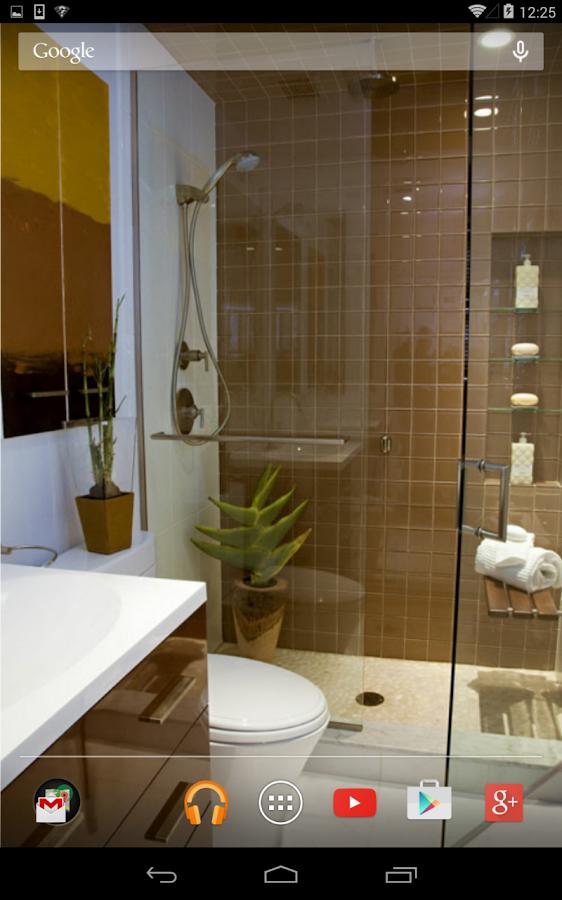 Bathroom decorating ideas android apps on google play for Google bathroom ideas