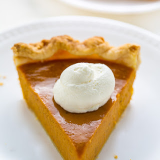 Deep Dish Pumpkin Pie Recipes